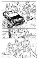 Harley Quinn Issue 4 Page 13 by StephaneRoux