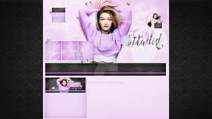 Ordered design (gigihadid.blog.cz) by dailysmiley