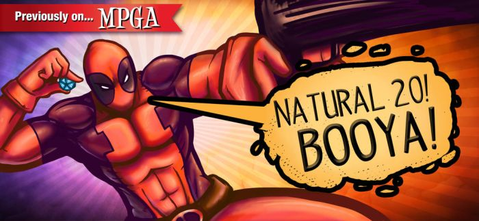 Natural 20 Cover Photo by purpleyoshi1