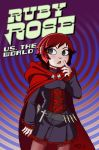 Ruby Rose VS. The World by ari-6