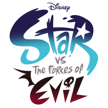 Star vs. the Forces of Evil Logo by Star-Butterfly