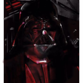 Darth Vader - I Have you now - A New Hope by SeanM33