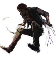 Delsin rowe by HA-Y
