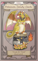 Trick Or Treat Charizard (Reworked) by Mirrormoth