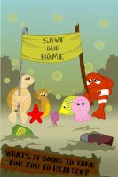 Save Our Ocean by CatTumpahCommunity