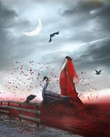 The Blood Bride by amazinglife2011