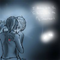 I belong with you by Styl-Fly