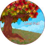 A Tree In Leaf-Fall Pixel by SkywardMeganium