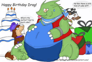 :Happy Birthday Drag: by PlumpProductions