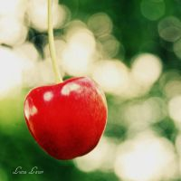 sour cherry by LuizaLazar