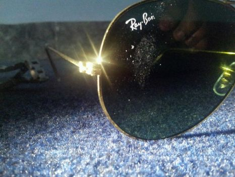 Ray Ban Aviators by undersc0r3