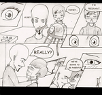 Megamind and Roxanne - Going to be parents! by Arika27