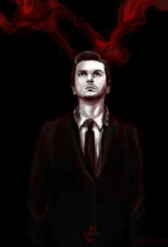 Jim Moriarty. by King-Klaus-Wicked