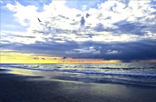 Morning at Myrtle Beach By Actipton80 by Karyl-Delta