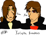 Knight Brothers by SnowxChan