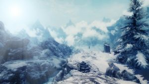 Frozen Paradise by LordXarnor