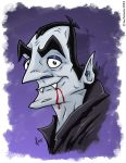 Monster Mash Drac by 2Ajoe