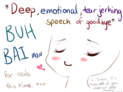 Emotional Speech by GoldieWishes