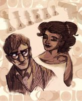 Spies in Sepia by Professor-R