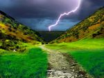 Mountain Storm by DigiArtBy-Ed-Newsome