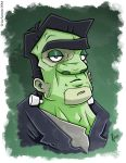 Monster Mash Frank by 2Ajoe