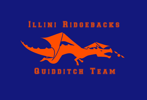 Illini Ridgebacks Logo by RiaVeg