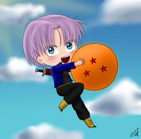 Trunks by leeniej