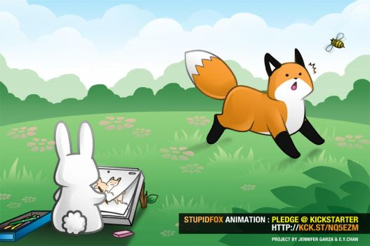 Animating a Fox by SilentReaper