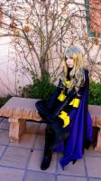 Stephanie Brown: Pretty Little Sunday Morning by kay-sama