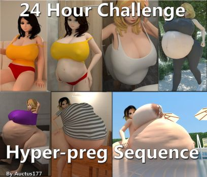 Hyperpreg Sequence in 24 Hours - 7 Stages by Auctus177