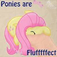 Ponies are Flufffffect by Infera1