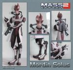 Mordin Papercraft Download by Avrin-ART