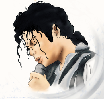 Michael - Color by MsBean