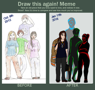 Draw This Again Meme by Autobotschic