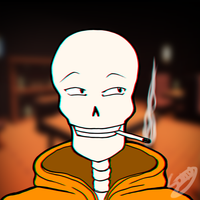Underswap!Papyrus (request) by ForeverSonu