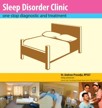 Sleep Disorder Booklet by Sopian