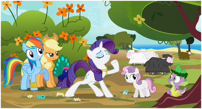 The Judgement of Spike by xenoneal
