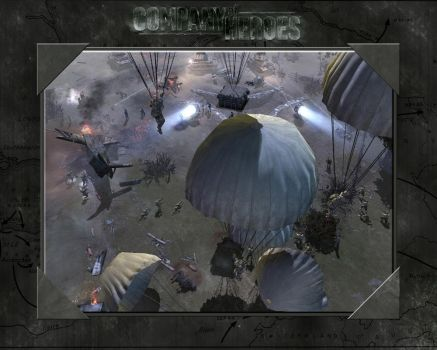 Company of Heroes wallpaper 3 by flipapple