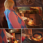 Howl's Moving Castle: Bacon and Eggs and Bullies by behindinfinity