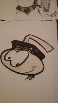 Me as The Snorks style by Ply20