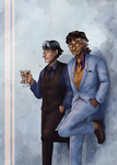 Dapper Evening Out by ErinPtah