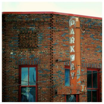 Parkway Neon Sign by TheMan268