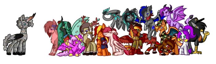 Group Picture by TechTalkPony