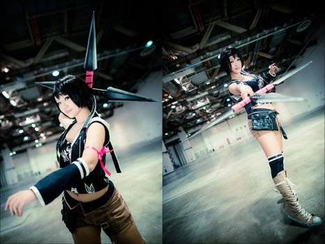 L2P - Final Fantasy VII Advent Children by shiroang
