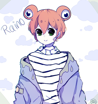 Raino but different by Karryhime