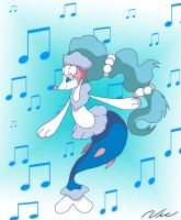 Music to my ears by victoriavaporeon