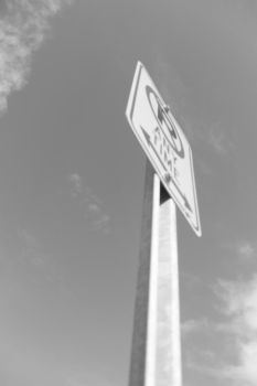 Sign VI by CreepShowStock