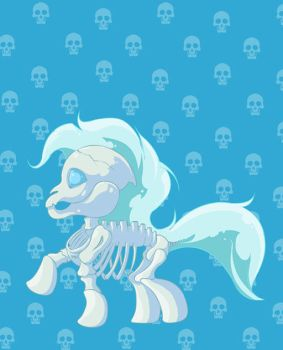 Ghostpony by Xatchett