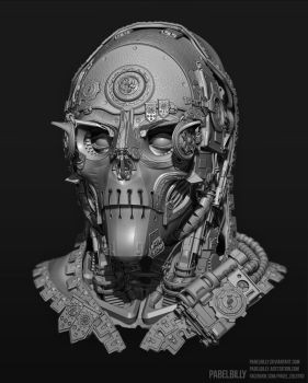 adeptus mechanicus by PabelBilly