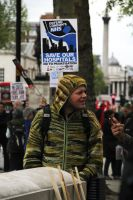 May 18th 2013 - Save the NHS: 42 by LouHartphotography